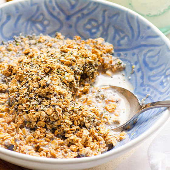 Cinnamon Toast Crunch Recipe with Superfoods