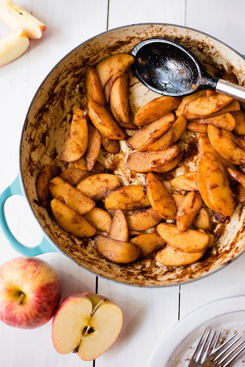 How To Make Cinnamon Apples