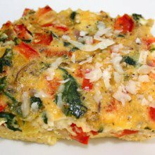 Egg Vegetable Casserole